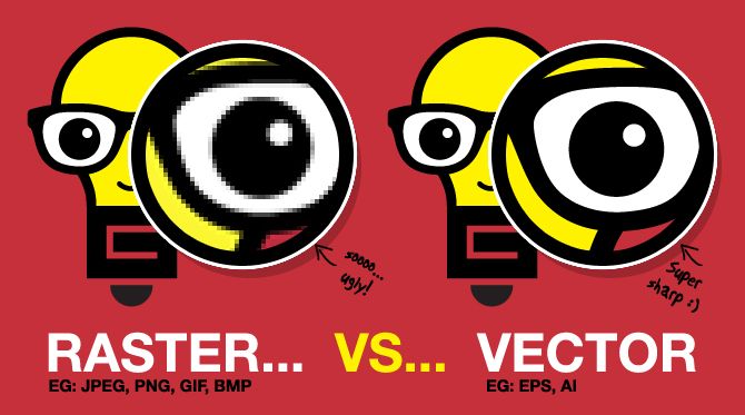 Raster_VS_Vector-LogoGeek