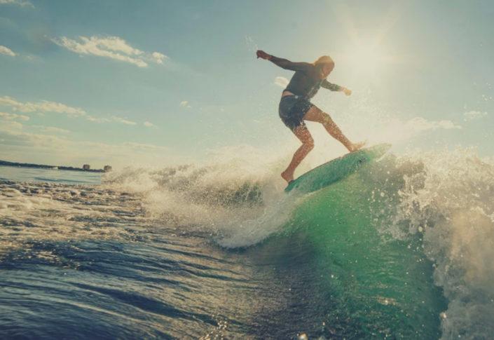 Le tue vacanze nel surf camp TorinoBeach